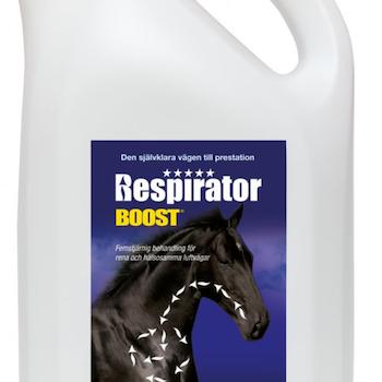 Respirator Boost - NAF