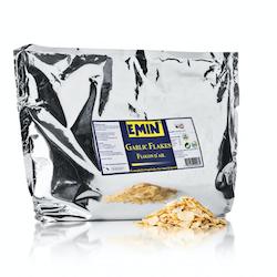 Garlicflakes från Emin
