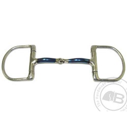 Bombers D-ring, Snaffle Lock Up