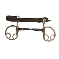 Kimblewick Lite, Snaffle cable