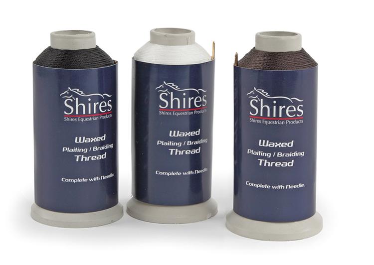 Flättråd från Shires