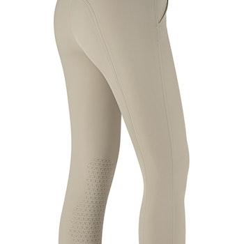 Ebbae damridbyxa, knee grip från Equiline - beige