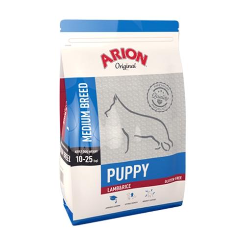 Puppy Medium Lamd and Rice
