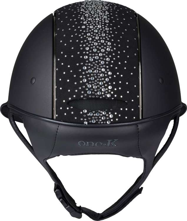 Avance matt sparkle chrome - svart