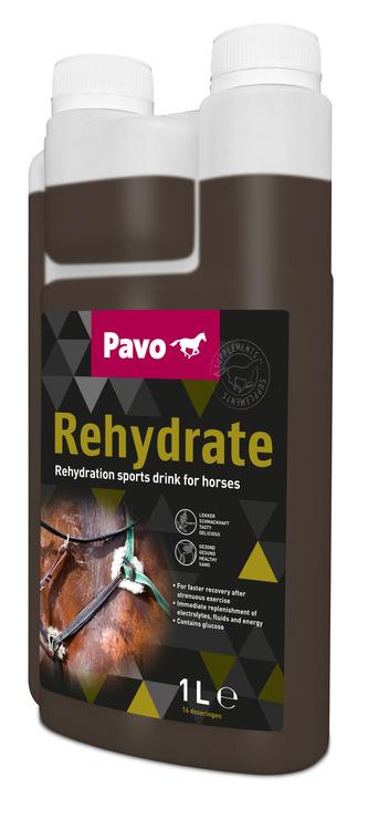 Pavo ReHydrate 1L