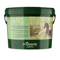 ANTI-STRESS KRÄUTERPELLETS 3kg - St Hippolyt