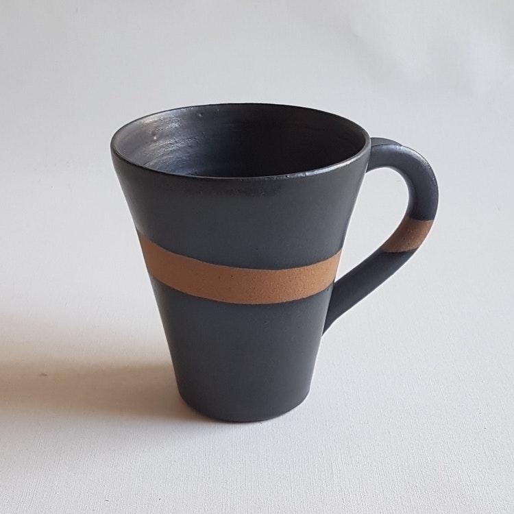 Kaffekopp i Serien Savann