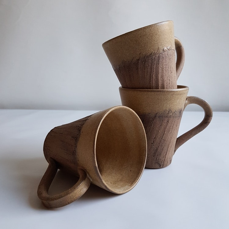 Kaffekopp i Serien Rustik