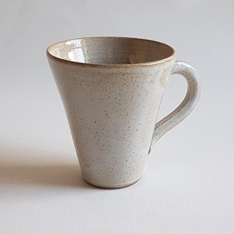 Kaffekopp i Serien Crème / Gräddvit