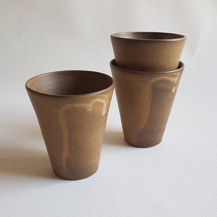Kaffemugg i Serien Sand