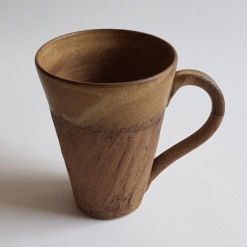 Tekopp / Stor Kaffekopp i Serien Rustik