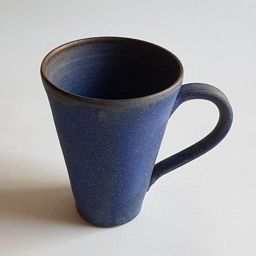 Tekopp / Stor Kaffekopp i Serien Mareld / Blå