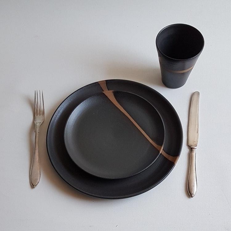 Assiett i Serien Savann