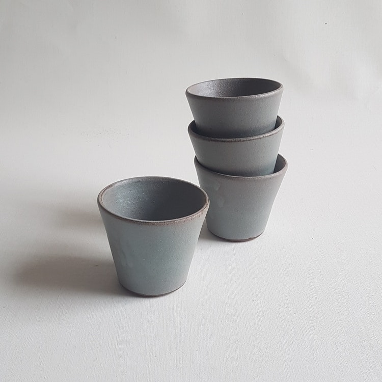 Espresso / Glöggmugg i Serien Råsiden/ Grågrön