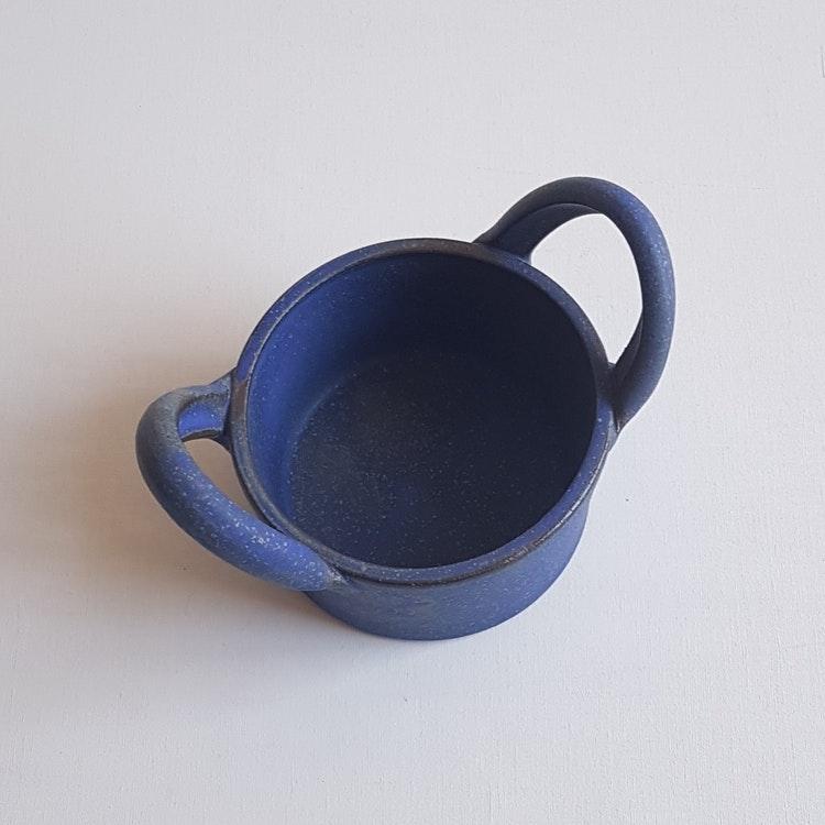 Gratängform Mini i Serien Mareld / Blå, ca 1 person