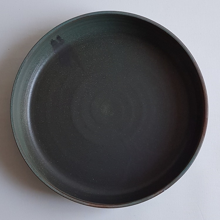 Pajform i Serien Bosco / Grön / ca 30 cm i diameter