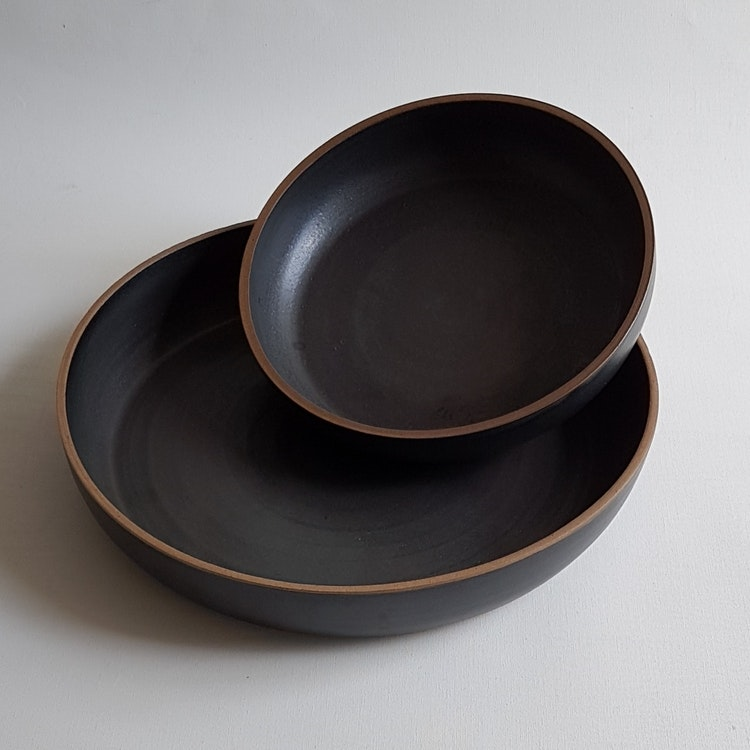 Liten Pajform i Serien Savann / ca 21 cm i diameter