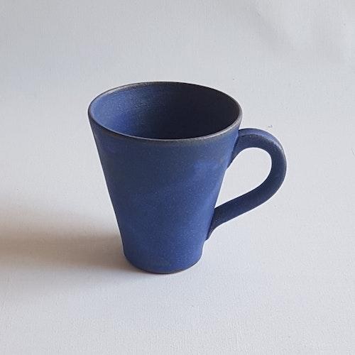 Kaffekopp i Blå Serien