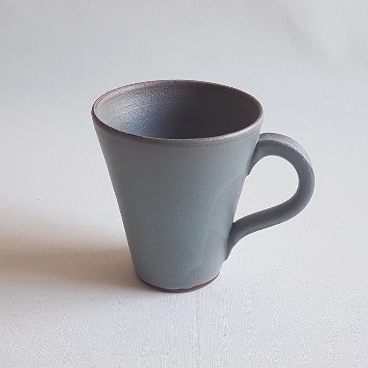 Kaffekopp i Serien Råsiden / Grågrön