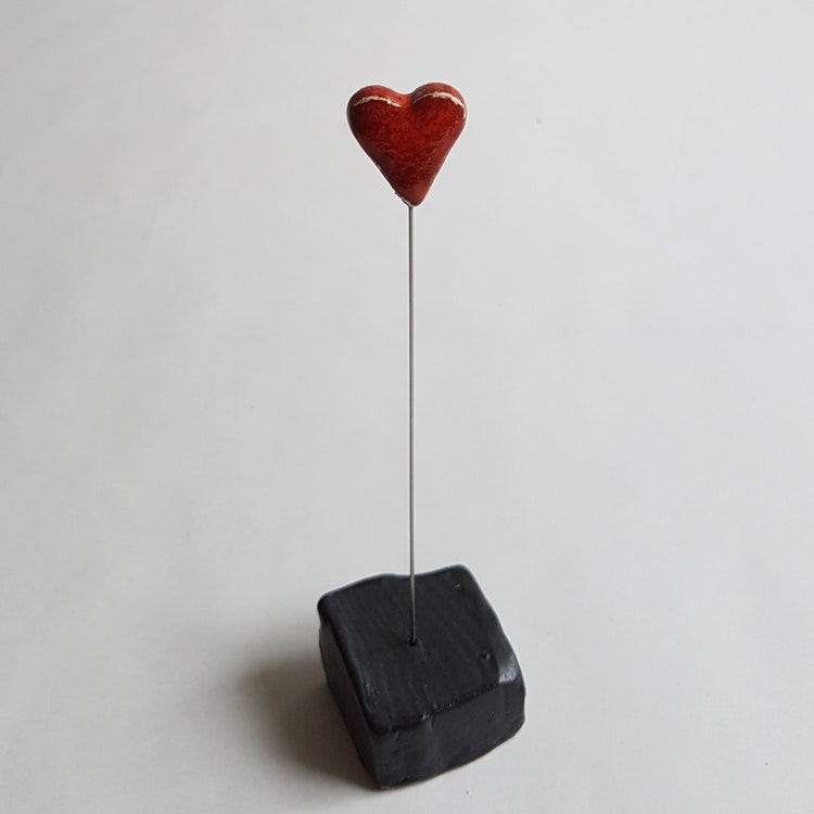 Potatissticka Hjärta / Lava