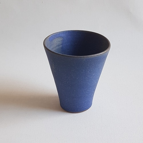 Kaffemugg i Blå Serien