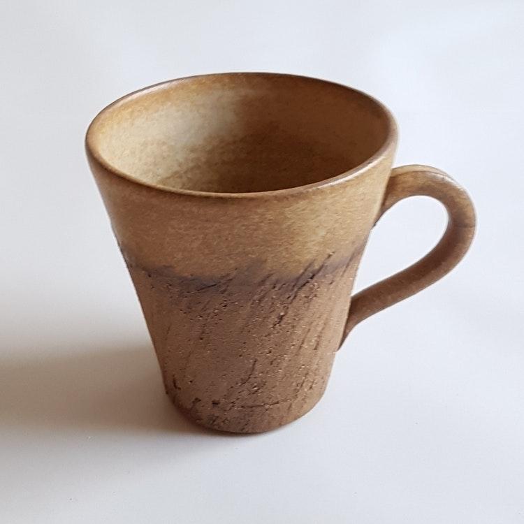 Cappuccinokopp / Liten Kaffekopp i Serien Rustik
