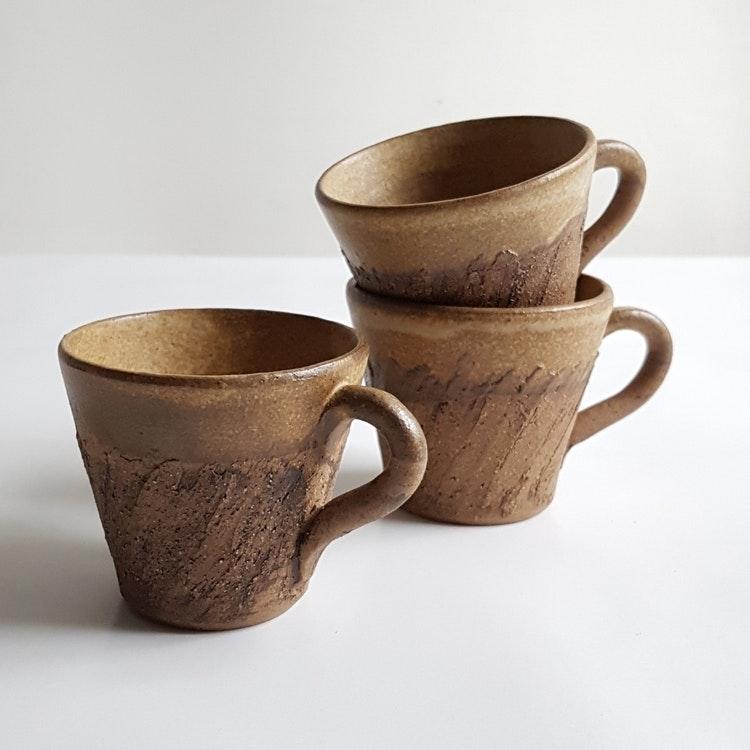 Espresso / Glöggkopp i Serien Rustik