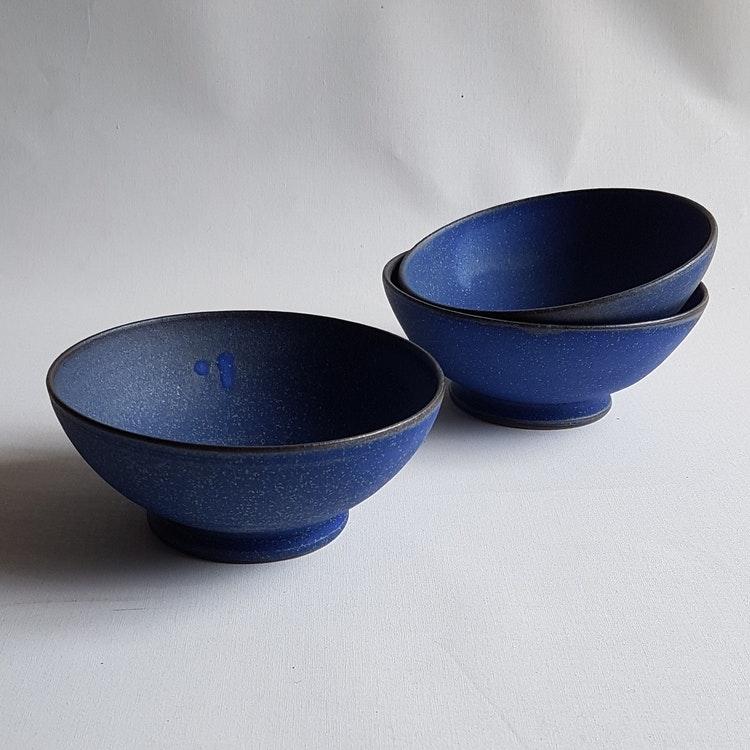 Soppskål i Serien Mareld / Blå