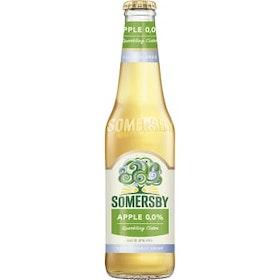 SOMMERSBY Äpple alkoholfri 33cl