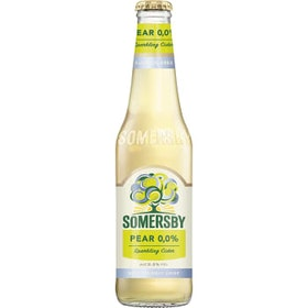 SOMMERSBY Päron alkoholfri 33cl