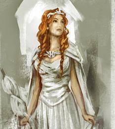 Freja - Kärlekens gudinna