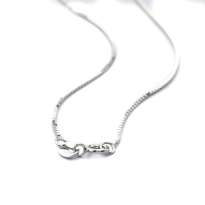 Infinity Halsband (18 mm) 40 cm