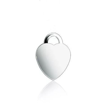 Love Hänge (21 mm) I 925 Sterling Silver