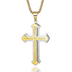 Halsband Kors