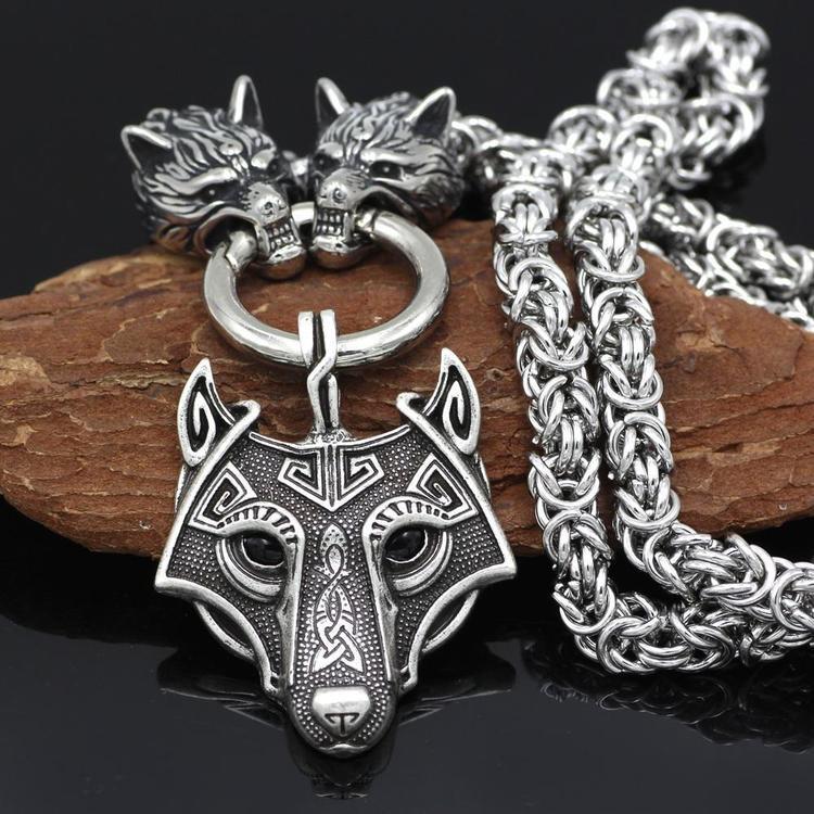 Halsband Valhalla Freke (Fler ögonfärger)