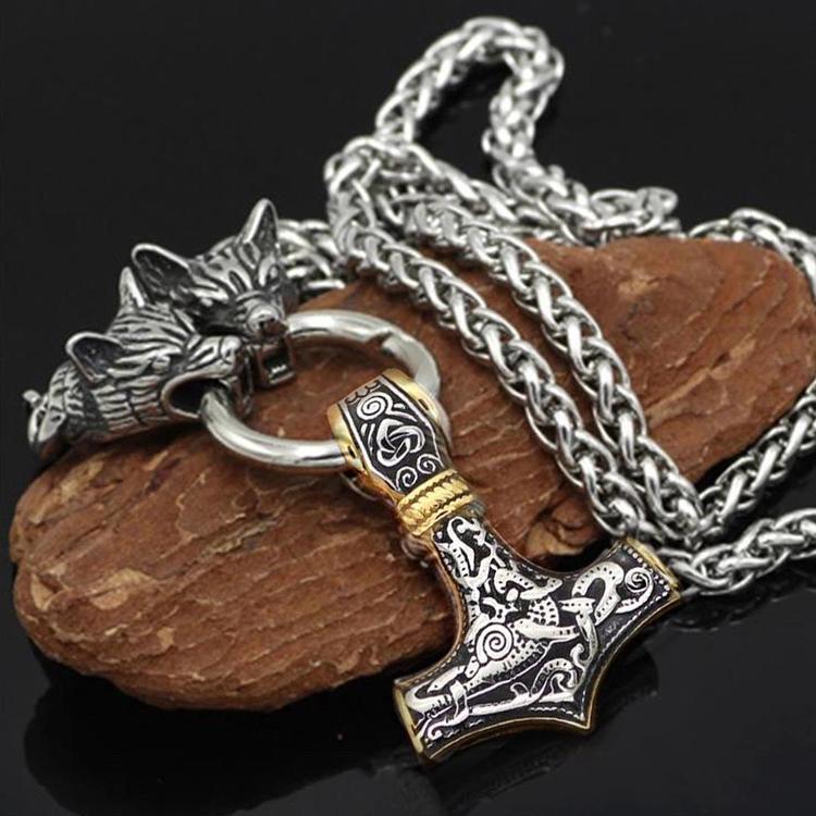 Vikingasmycken, vikingahalsband och vikingarmband för alla