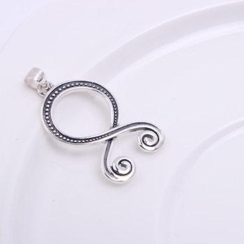 Halsband Trollkors 925 silver