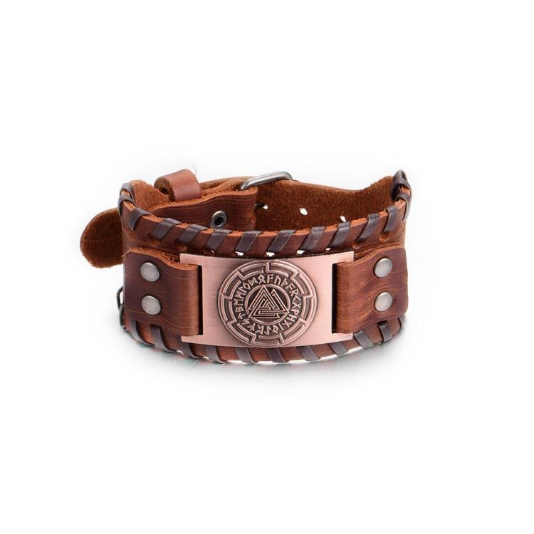 Armband Valknut Gotland