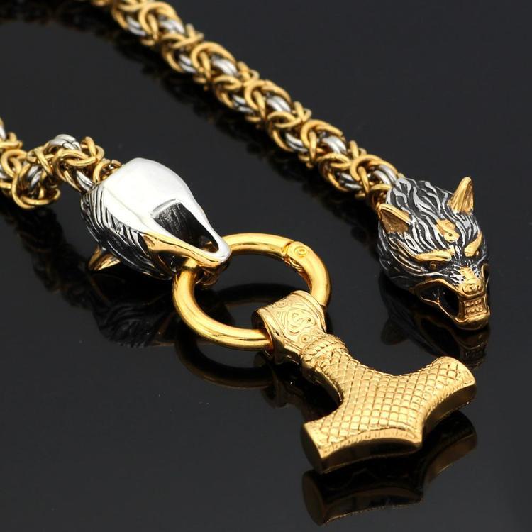 Halsband Golden Valhalla Gold
