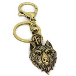 Nyckelring Fenrir