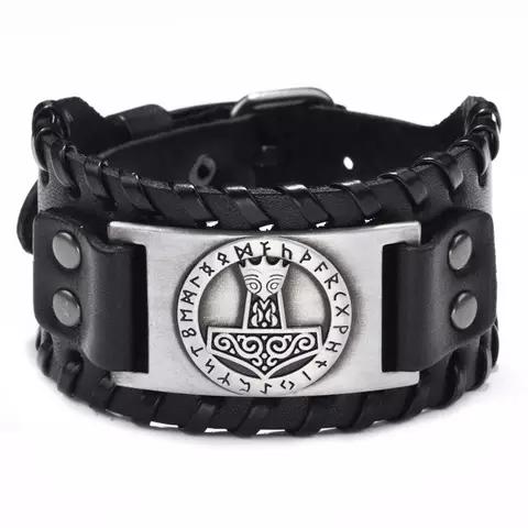 Paket Tor 4mm Halsband och Armband