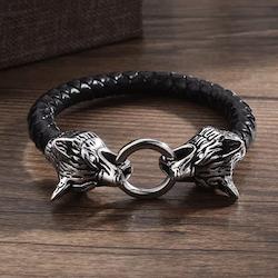 Paket Thunder Halsband och Armband