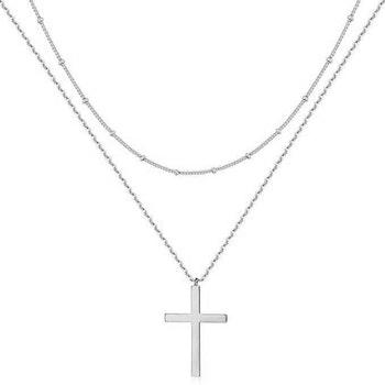 Halsband Cross