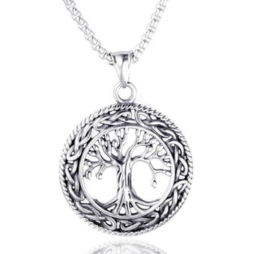 Package Yggdrasil necklace and bracelet