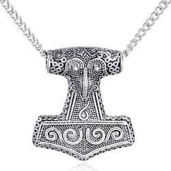 Halsband Asator Silver