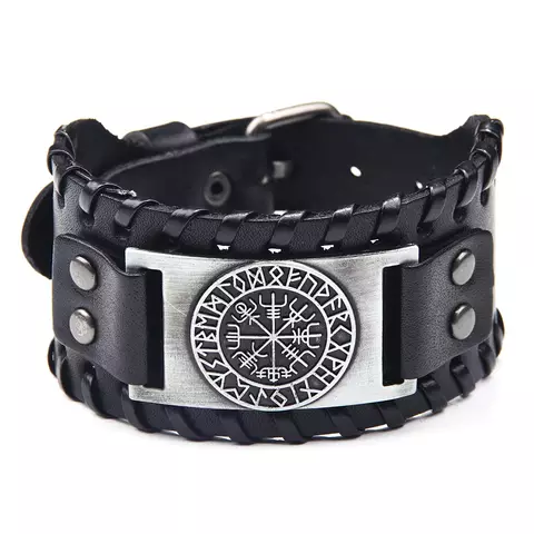 Paket Vegvisir halsband och armband
