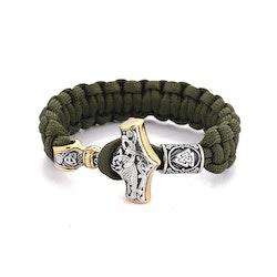 Armband Viking Thor (Flera färger)