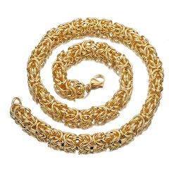 Halsband Pure Golden Kungslänk