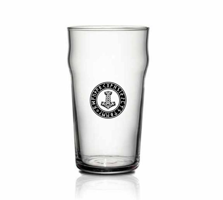 Ölglas (Flera motiv)