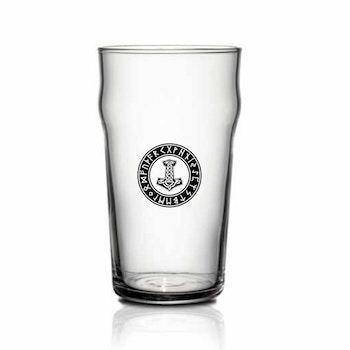 2-pack Ölglas (Flera motiv)